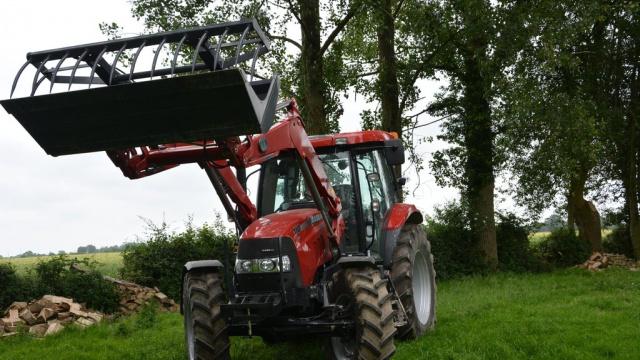 « Un concentré de gros tracteur »