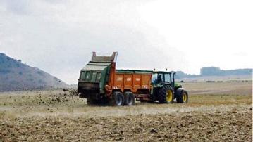 Utilisation des boues d��puration en agriculture