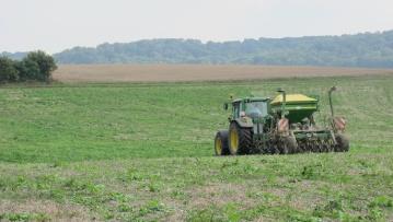 Des pratiques agricoles pour r�duire les �missions de gaz � effet de serre