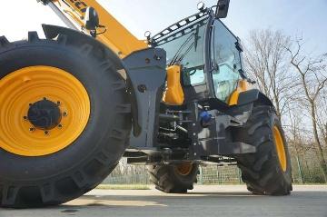 Agri Pivot T80, le plus gros de la gamme Dieci