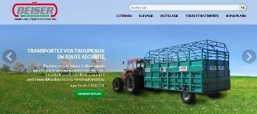 Tracteur quad - Site de vente par correspondance ...