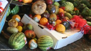 Le gaspillage alimentaire devient une cause plan�taire