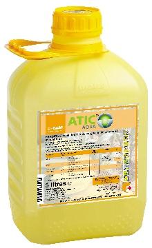 Atic Aqua de Basf utilisable sur colza et soja