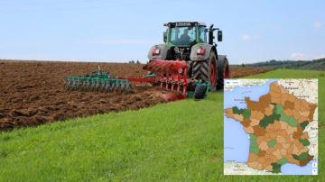 En 10 ans, la France a perdu plus de 500�000�ha de prairies permanentes
