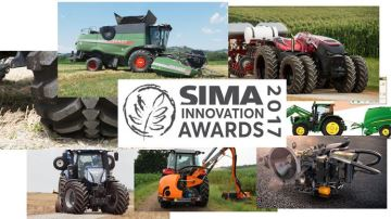 Tous les résultats des Sima Innovation Awards 2017