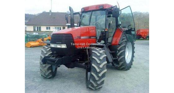 Fiche occasion, Case IH MX 110