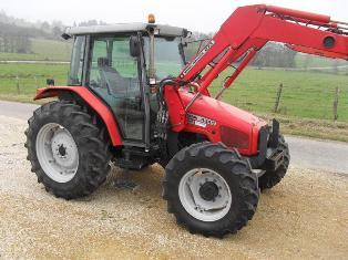 Massey Ferguson 4345