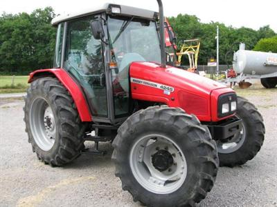 Argus, la cote tracteur - Fiche occasion, Massey Ferguson 4245