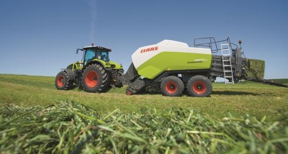 [En bref] Claas - Une version Roto Cut pour la Quadrant 3300