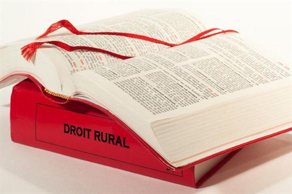 Code de droit rural.