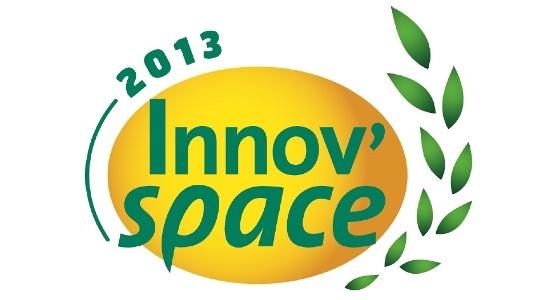 Logo Innov'Space 2013