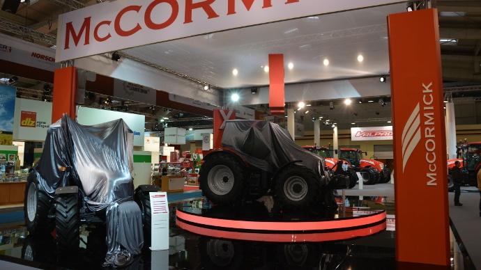 Les nouveaux tracteurs McCormick et Landini pour la saison 2014