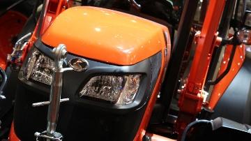 Kubota va produire des tracteurs de 130 à 170 ch en France en avril 2015 !
