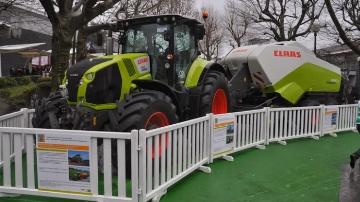 Tracteurs, simulateur 3D et drones…