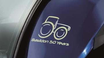 New Holland fête 50 ans de production de tracteurs à Basildon