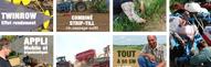Sept initiatives « non conventionnelles » d'agriculteurs