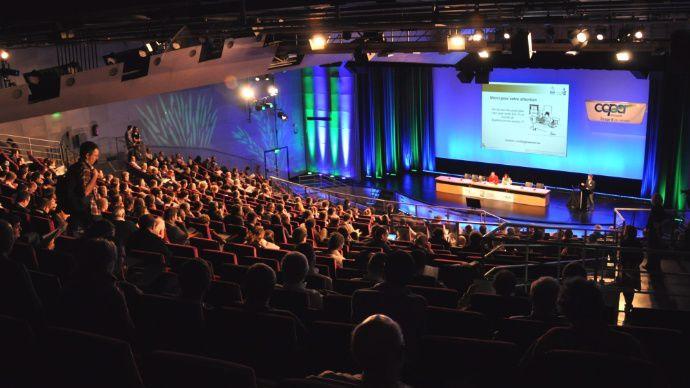 Journées 3R Centre des congrés de la Villette.