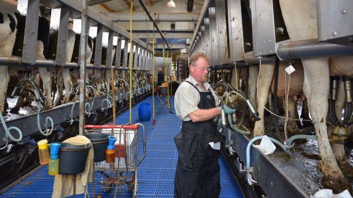 Ouverture de trois contrats à terme sur le marché du lait