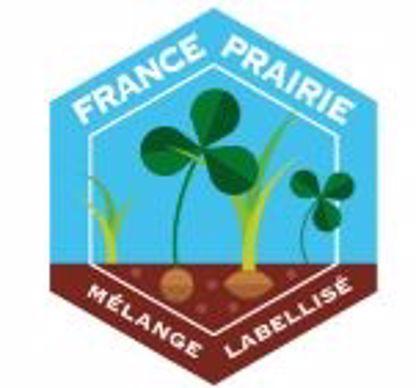 Logo du label France Prairie