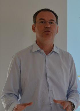 Pierre Toussaint, directeur de la collecte chez Axéréal