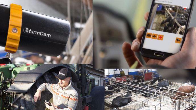 LUDA Farmcam IP