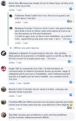 posts facebook antoine thomas raccroche la cotte et les bottes