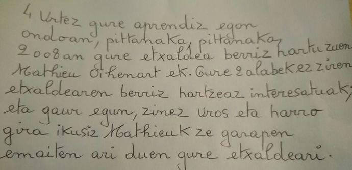 mot en basque de cedants a leur repreneur