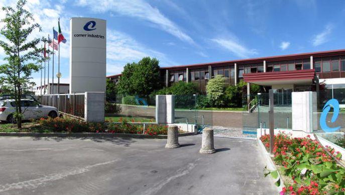 siège de Comer Industries à Reggiolo