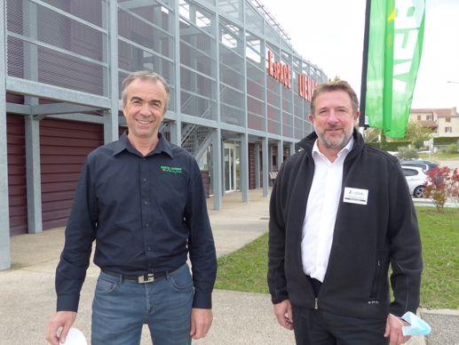 Bernard Costes, Verts Loisirs et Christian Couvreur, Le Club
