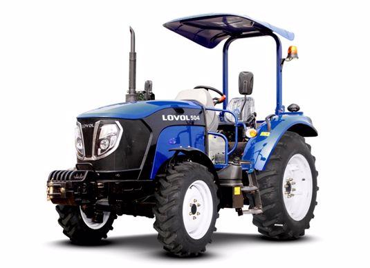 tracteur Lovol distribution en France par Eurotek