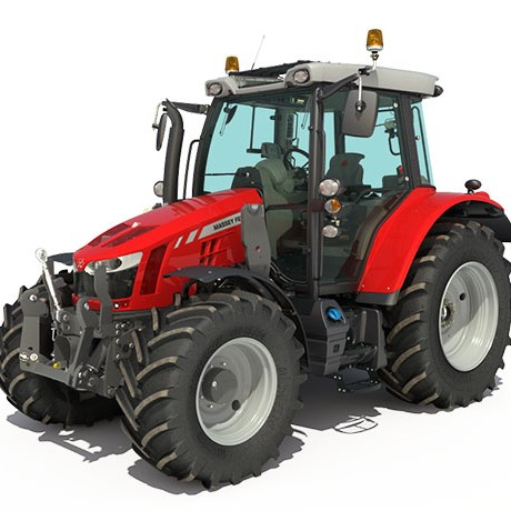 fiche technique tracteur massey ferguson 5612 dyna 4 de 2014. Black Bedroom Furniture Sets. Home Design Ideas