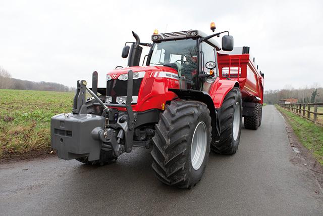 Fiche technique tracteur massey ferguson 6615 dyna 6 de 2014 - Image tracteur ...