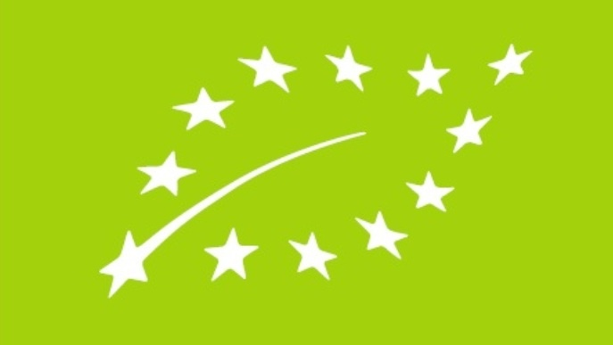 Logo Agriculture biologique de l'UNion européenne. L'agriculture biologique est devenue une filière européenne ouverte à la concurrence mondiale.