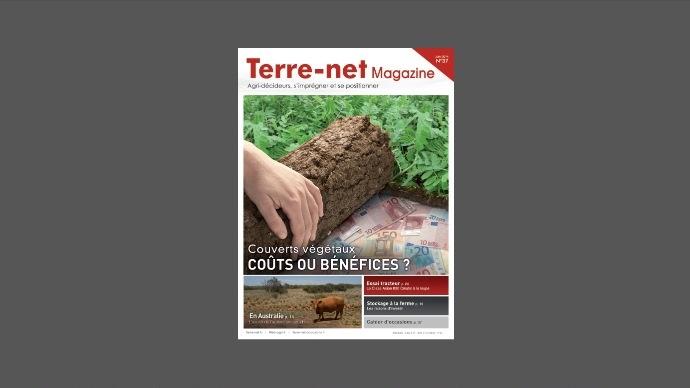 Couverture Terre-net Magazine n°37