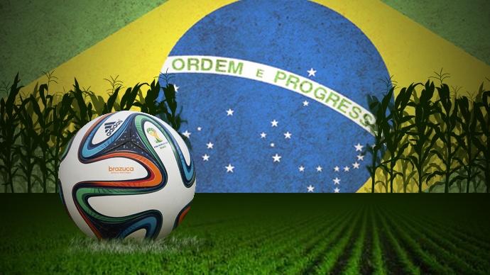 Brésil, champion du monde 2014