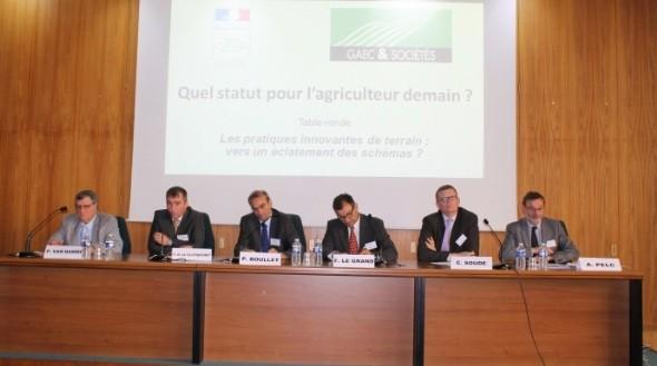 critères pour définir l'actif agricole