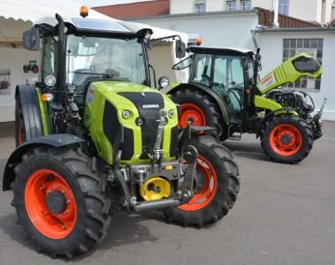 tracteur compact Claas Elios 200 Stage IIIb