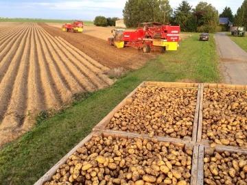 D'Innov-Agri 2014 à Manuel Valls dans un tracteur