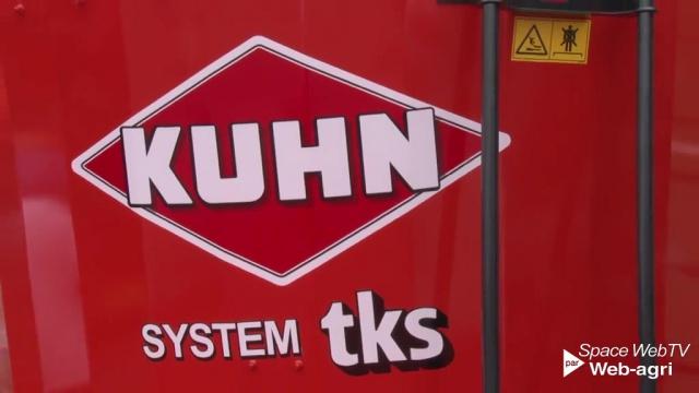 Le système Tks à wagonnet de Kuhn