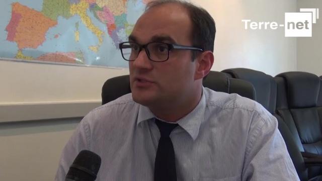 G. Le Molgat (Agritel) : « Le blé devrait se consolider entre 160 et 170 €/t »