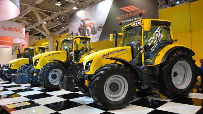 tracteur McCormick X6.440 VT-Drive et X7 VT-Drive