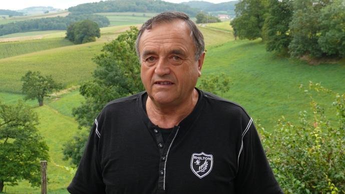 Paul Bordet, élu Msa du Rhône