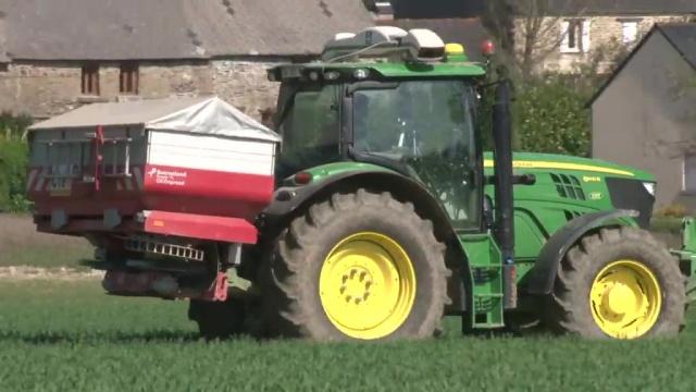 François Madec : « Une gamme d'outils pour ajuster le dernier apport d'azote »