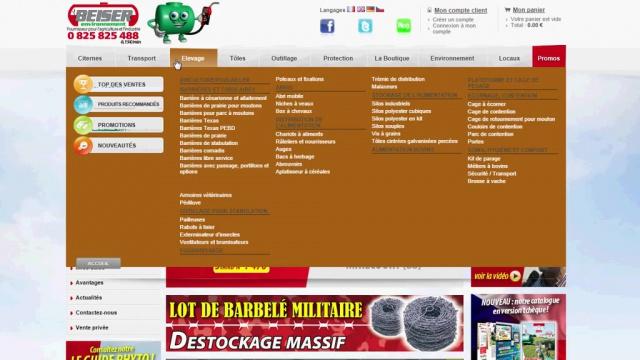Beiser « casse la baraque » du e-commerce agricole