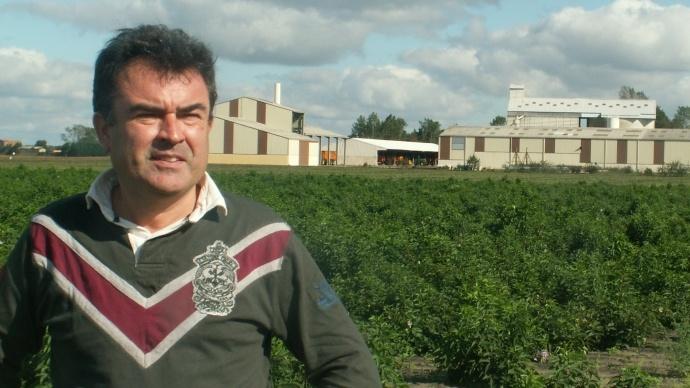Nicolas Jaquet, président de l'Opg