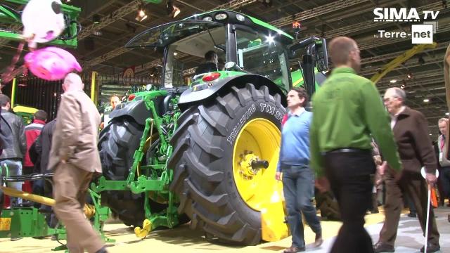 Ça devient royal en cabine avec l'automatisation de l'attelage tracteur/outil !