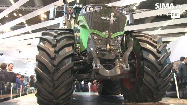 Du Fendt 1000 Vario au Massey Ferguson 7700, les tracteurs Agco à voir