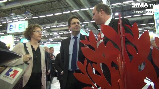 Le Gouvernement veut soutenir les constructeurs agricoles français à l'export