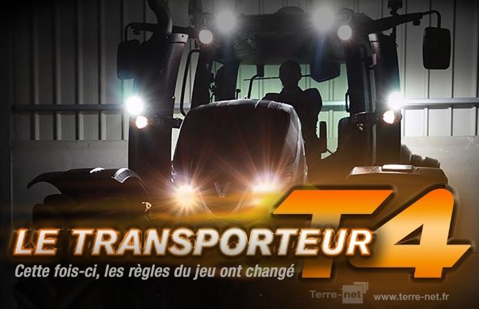 valtra t test drive essai tracteur t234 trasporter. Black Bedroom Furniture Sets. Home Design Ideas