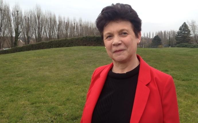 Josiane Béliard, présidente de la Snpr